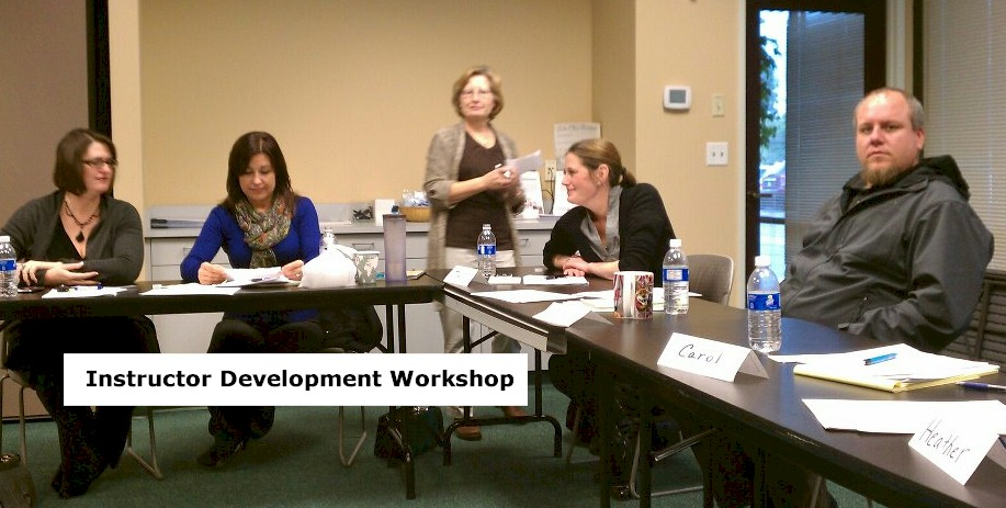 Instructor Development Workshop
